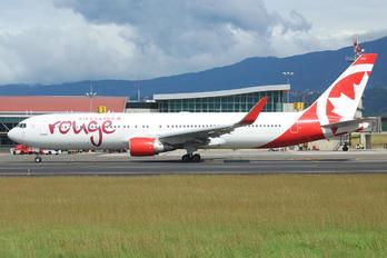 C-FMWU - Air Canada Rouge Boeing 767-300ER
