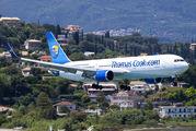 G-TCCA - Thomas Cook Boeing 767-300ER aircraft