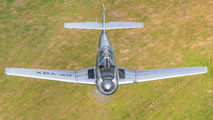 SP-YBX - Private PZL TS-8 Bies aircraft
