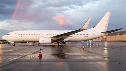 HL8021 - T'Way Air Boeing 737-800