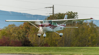 HB-CEC - Private Cessna 182 Skylane (all models except RG)