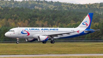 VQ-BNI - Ural Airlines Airbus A320
