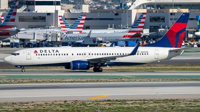 N3741S - Delta Air Lines Boeing 737-800