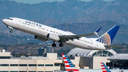 N36476 - United Airlines Boeing 737-900ER