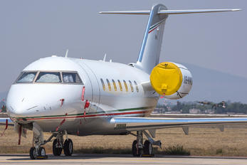 XB-NWD - Mexico - Police Bombardier Challenger 600