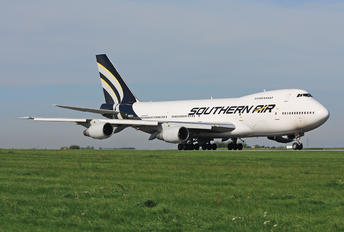 N820SA - Southern Air Transport Boeing 747-200F