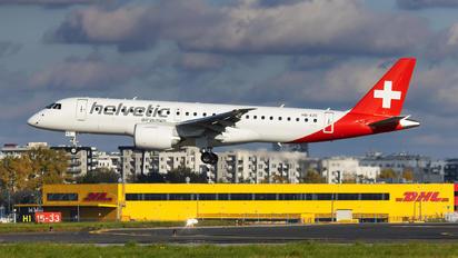 HB-AZC - Helvetic Airways Embraer ERJ-190-E2
