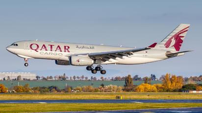 A7-AFG - Qatar Airways Cargo Airbus A330-200F