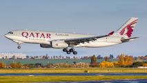 A7-AFG - Qatar Airways Cargo Airbus A330-200F aircraft