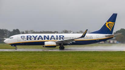 EI-DCP - Ryanair Boeing 737-800