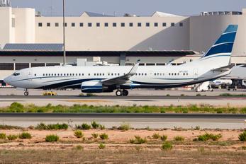 VP-CEC - Private Boeing 737-900 BBJ3