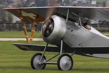HB-RNA - Private Nieuport 17/23 Scout