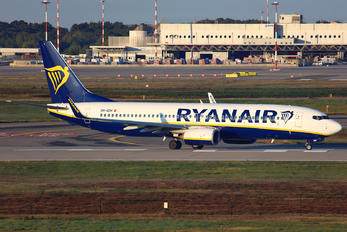 9H-QDH - Ryanair (Malta Air) Boeing 737-8AS