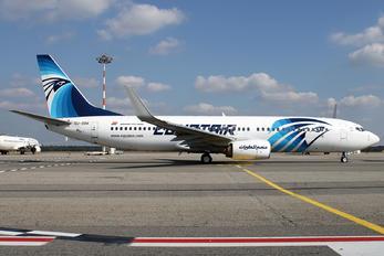 SU-GEK - Egyptair Boeing 737-800