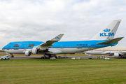 TF-AMG - Air Atlanta Icelandic Boeing 747-400 aircraft