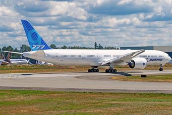 N779XY - Boeing Company Boeing 777-9