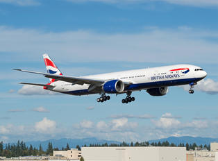 G-STBM - British Airways Boeing 777-31H(ER)
