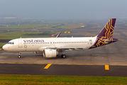 VT-TNK - Vistara Airbus A320 NEO aircraft