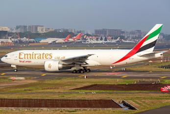 A6-EFI - Emirates Sky Cargo Boeing 777F