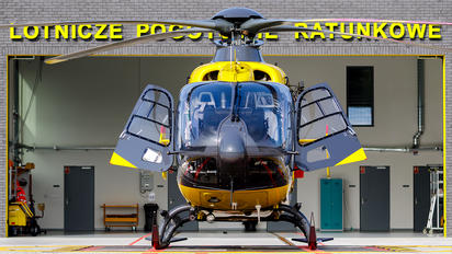 SP-HXV - Polish Medical Air Rescue - Lotnicze Pogotowie Ratunkowe Eurocopter EC135 (all models)