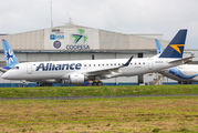 First Embraer E190 joins Alliance Airlines' fleet title=