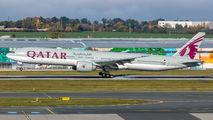 A7-BEF - Qatar Airways Boeing 777-300ER aircraft