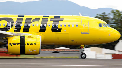N918NK - Spirit Airlines Airbus A320 NEO