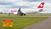 HB-JCB - Swiss Airbus A220-300 aircraft