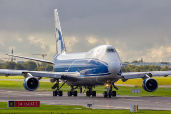 OE-IFM - Air Bridge Cargo Boeing 747-400F, ERF
