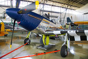 N4034S - Private North American P-51D Mustang aircraft
