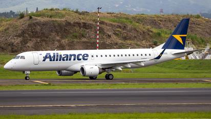 N922QQ - Alliance Air Embraer ERJ-190 (190-100)
