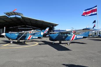 MSP010 - Costa Rica - Ministry of Public Security Cessna 210 Centurion