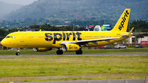 N658NK - Spirit Airlines Airbus A321 aircraft