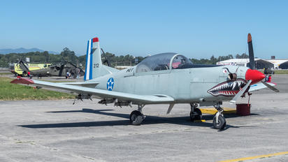 212 - Guatemala - Air Force Pilatus PC-7 I & II