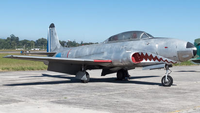 158 - Guatemala - Air Force Lockheed T-33A Shooting Star