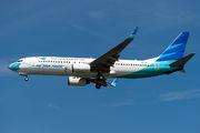PK-GFK - Garuda Indonesia Boeing 737-800 aircraft