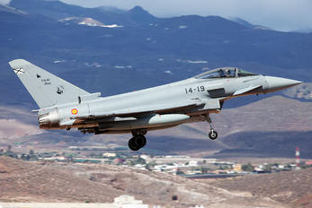 C.16-60 - Spain - Air Force Eurofighter Typhoon