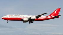 TC-TRK - Turkey - Government Boeing 747-8 aircraft