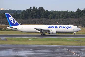 JA8358 - ANA Cargo Boeing 767-300F