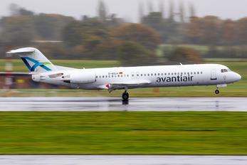 D-AOLH - AvantiAir Fokker 100