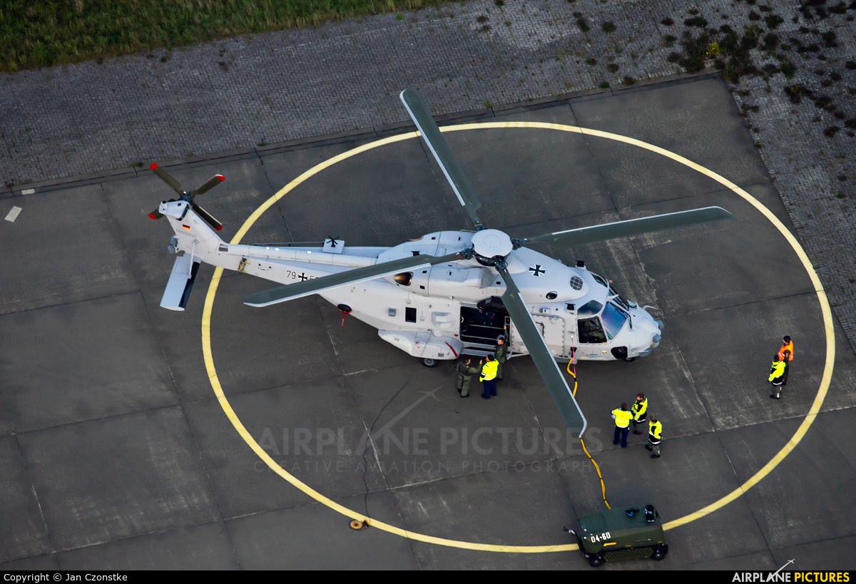 Germany - Navy 79+56 aircraft at Nordholz