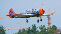 UR-KAQ - Untitled Yakovlev Yak-52 aircraft