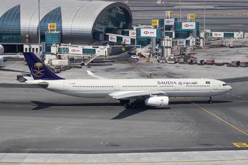 HZ-AQ28 - Saudi Arabian Airlines Airbus A330-300