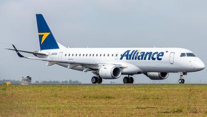 N922QQ - Alliance Airlines Embraer ERJ-190 (190-100)