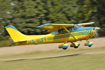 G-HUFF - Private Cessna 182 Skylane (all models except RG)