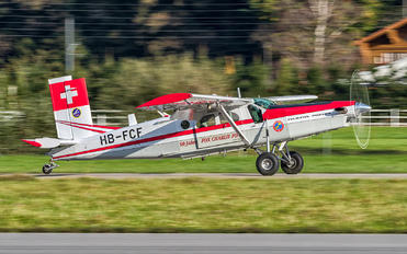 HB-FCF - Switzerland - Armasuisse Pilatus PC-6 Porter (all models)