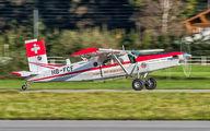 HB-FCF - Switzerland - Armasuisse Pilatus PC-6 Porter (all models) aircraft
