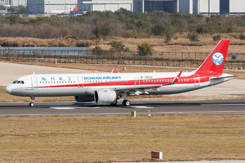 B-30CS - Sichuan Airlines  Airbus A321 NEO