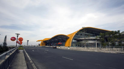 DLI - - Airport Overview - Airport Overview - Terminal Building