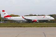 OE-LWJ - Austrian Airlines/Arrows/Tyrolean Embraer ERJ-195 (190-200) aircraft